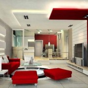 modern-living-room-ceiling-light-fixtures